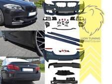Stoßstangen Set Body Kit für BMW F10 Limousine auch für M-Paket für PDC SRA