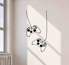 Xbox Controllers Wall Decal Video Game Vinyl Sticker Playroom Decor Poster 701
