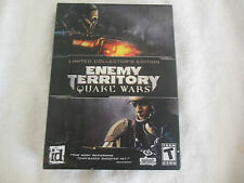 Enemy Territory: Quake Wars -- Limited Collector's Edition (PC, 2007)