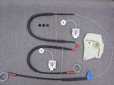 Electric Window ASTA RIPARAZIONE KIT ANTERIORE SINISTRA FL NSF 96-03 AUDI A3 / S3 4/5 Porte