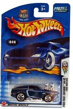 2003 Hot Wheels #46 First Edition #34 1968 Ford Mustang 0711 card