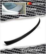 CARBON FIBRE MKB Look TRUNK LIP SPOILER WING for 03-09 MERCEDES BENZ W211 SEDAN