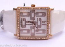 Guess Watch Woman w10547l1 Bond Graphix Gold Pink Swarovski