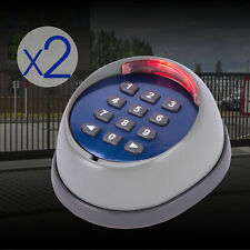Wireless keypad for Sliding Gate Opener Automatic Operator Home Security System.