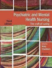 Psychiatric and Mental Health Nursing: The craft of caring by  | Paperback Book