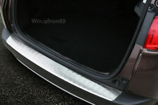 For Peugeot 2008 2014-2017 Steel Outer Rear Bumper Protector Guard Plate Trim *1
