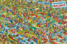 WHERE'S WALDO - DINOSAURS POSTER - 24x36 241426