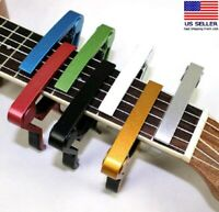 Guitar Capo Acoustic Clip Guitar String Instrument Clamp Fret Electric US