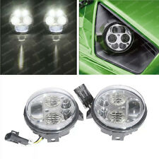 2X LED Headlight Conversion Kit for Kawasaki Brute Force TX750-075 750 2012-2016