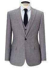 Kin by JOHN LEWIS Hassett Slim Fit Suit Jacket Light Grey SIZE 40R BNWT RRP £119