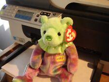 "TY beanie babys ""August birthday""!(Bear) !pics!"