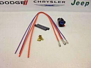 Chrysler Dodge Jeep A/C Compressor Clutch Connector Rear/ Front Factory Mopar