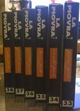 "Videocassetta/VHS/Hobby Work "" LA PIOVRA 7/PARTI 1-2-3-4-5-6 "" VideoRai"
