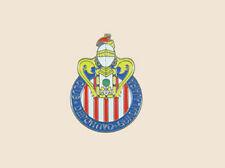 "Club Deportivo Las Chivas de Guadalajara ""1"" Lapel Pin Bandera Flag"
