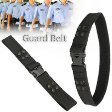 Adjustable Men Army Military EMT Tactical Belts Heavy Duty Combat Waistband LM