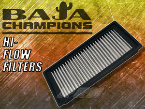 BAJA CHAMPIONS HIGH PERFORMANCE HI-FLOW REPLACEMENT AIR FILTER FOR FOR NISSAN