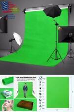 Green Screen Background Chroma Key Photography Backdrop Photo Video Studio Home