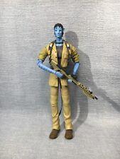 Mattel Movie Masters Series Loose Avatar Jake Sully Pandora Jungle Gear - Used