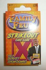 Family Feud TV Game Show Based Card Game Survey Showdown Fun Steve Harvey