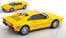 Ferrari 288 Gto 1984 Yellow 1:18 KK Diecast
