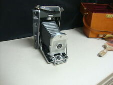 Vintage POLAROID LAND CAMERA 150 With Leather Case & Accessories