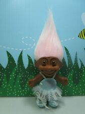 "BLACK / AFRICAN AMERICAN BALLERINA (#2)  - 5"" Russ Troll Doll - NEW STORE STOCK"
