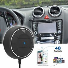 New Wireless Bluetooth Hands Free Stereo Car Music Kit Auto Speakerphone Speaker