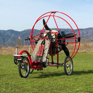 Fresh Breeze Flyke and Monster Paramotor - Classic package for a trained Pilot!
