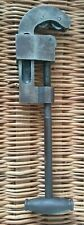 """Vintage Record 102 pipe cutter   3 Wheel cutter  1/2"""" - 2"""" made in England"""