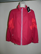 Abacus Windvent Jacket Dk Red Glade Medium NWT