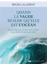 quand la vague réalise qu'elle est l'océan   vous n'êtes pas ce que vous croyez