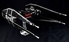 Star Wars Lego 75179 Kylo Rens TIE Silencer - custom display stand only
