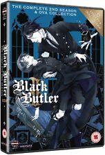 Black Butler: The Complete Second Season [DVD]