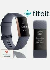 Fitbit Charge 3 Advanced Fitness Tracker with Heart Rate Swimming 7 Day Battery
