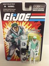GI Joe Club Exclusive ICEBERG 2013 Action Figure Hasbro