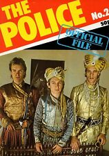 The Police Official File Magazine Issue No.2    June 1980   Sting