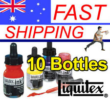 Liquitex Professional Acrylic Ink 30mls - 10 Bottle Bundle
