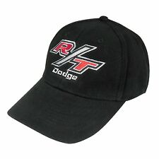 Dodge R/TLicensed Cotton Black Hat