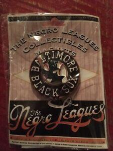 Negro Leagues Baseball collectible Magnet 1994 NLBM Baltimore Black Sox 1919