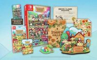 Stardew Valley Collector's Edition Nintendo Switch Region Free + Poster + Stand