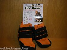 Avery Greenhead Gear GHG Neoprene Dog Boots Boot Blaze Orange 2XL XXL