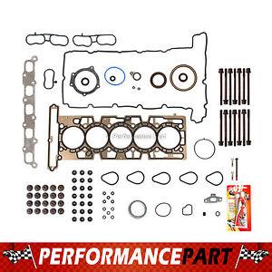 "Full Gasket Set Bolts 04-06 Chevrolet Colorado Hummer H3 GMC Canyon 3.5 DOHC ""6"""