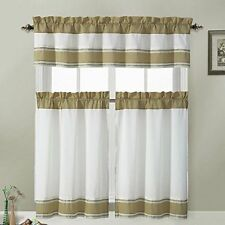 drapes and valance sets shower curtain window treatment sets victoria classics solid pattern curtains drapes valances for sale