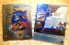 Aladdin Blu-ray/DVD, 2015, 2-Disc Set, Diamond Edition, Brand New*,Free Shipping