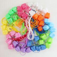 50Pcs/Set Colorful Baby Kids Tooth Storage Box Organizer Milk Teeth Keepsake Box