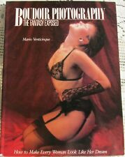 BOUDOIR PHOTOGRAPHY, THE FANTASY EXPOSES MARIO VENTICINQUE
