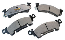Disc Brake Pad Set-RWD Front,Rear Autopartsource MF52