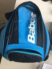 Babolat Pure Drive Tennis Backpack Blue Racquet Bag Back Pack