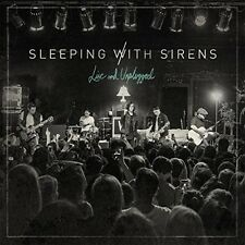 Sleeping with Sirens - Live & Unplugged [New CD] UK - Import