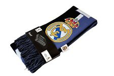 Real Madrid C.F Authentic Official Licensed Product Soccer Scarf - 04-1